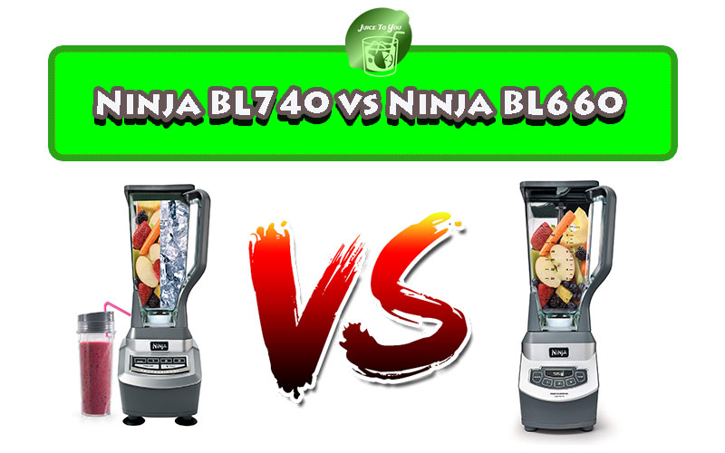 Ninja BL740 vs Ninja BL660