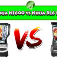 Ninja NJ600 vs Ninja BL610