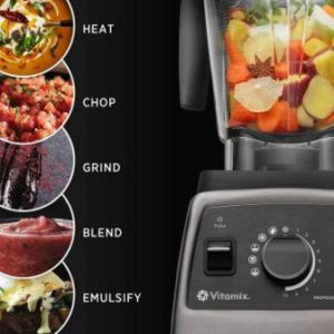 Vitamix 750 functionality