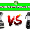 Vitamix 750 vs Vitamix 780