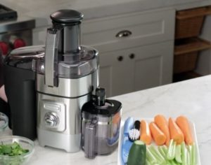 Cuisinart CJE-1000 1000-Watt 5-Speed Juice Extractor Review