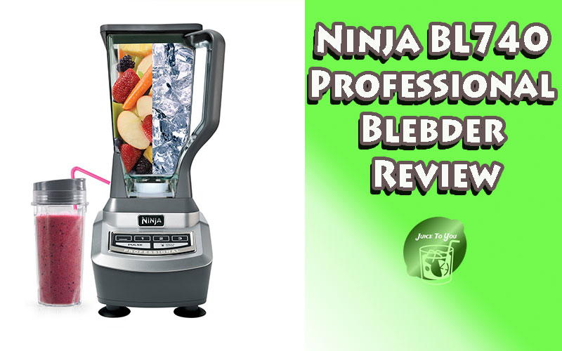 Ninja BL740 Reviews