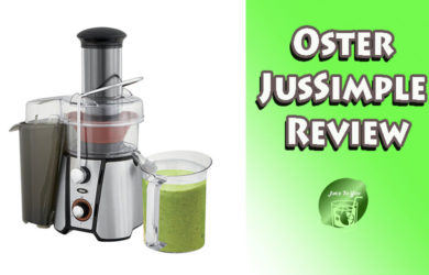 Oster JusSimple Review