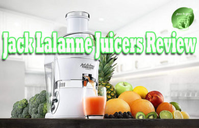 Jack Lalanne Juicers Review