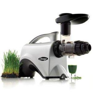 Omega nc800 wheatgrass juicer