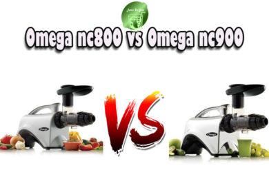 Omega nc800 vs Omega nc900