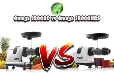 Omega J8008C vs Omega J8006HDS