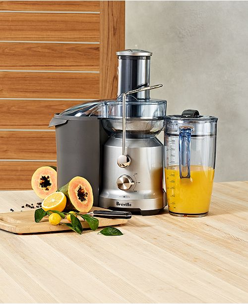 Breville BJE430SIL the Juice Fountain Cold – Affordable Choice