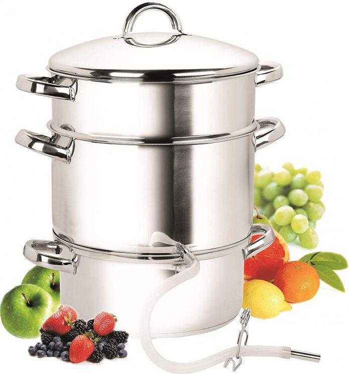 Cook N Home Fruit Juicer Steamer