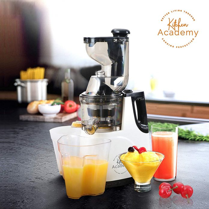 Kitchen Academy Slow Juicer