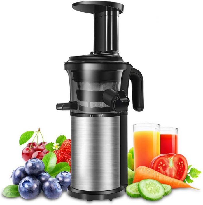 SAGNART Juicer Machine for Vegetables and Fruits – Featured Packed Machine