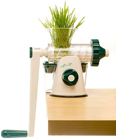 Sound Juicer (Lexan GP27) – Manual liquidizer