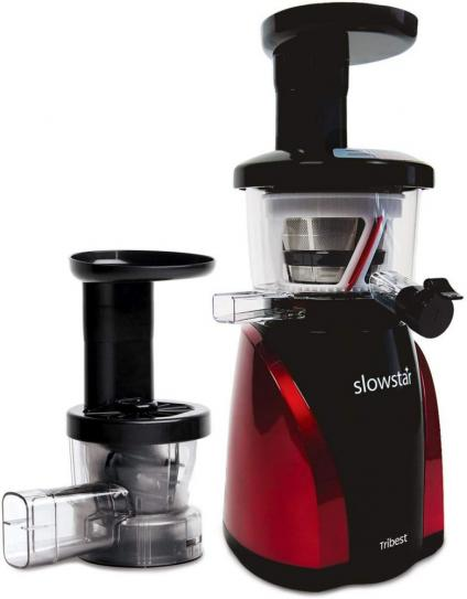 TribestSlowstar Vertical Slow Juicer and Mincer – Easy to use