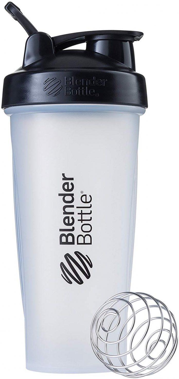 BlenderBottle Classic Loop Top Shaker Bottle – Best Affordable Option