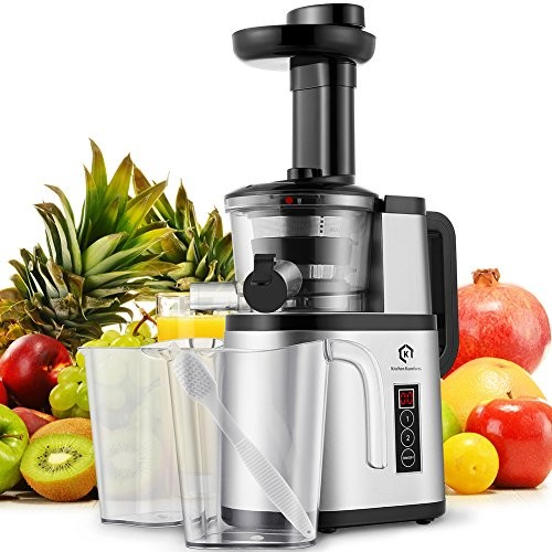 Breville JE98XL Juice Fountain plus Extractor - Fast to make juices