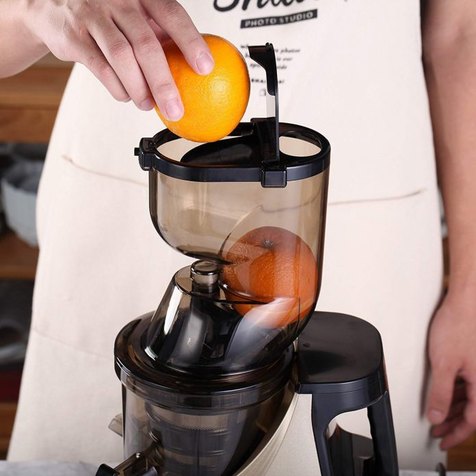 Caynel Slow Masticating Juice Extractor Wide Chute for Fruit Review