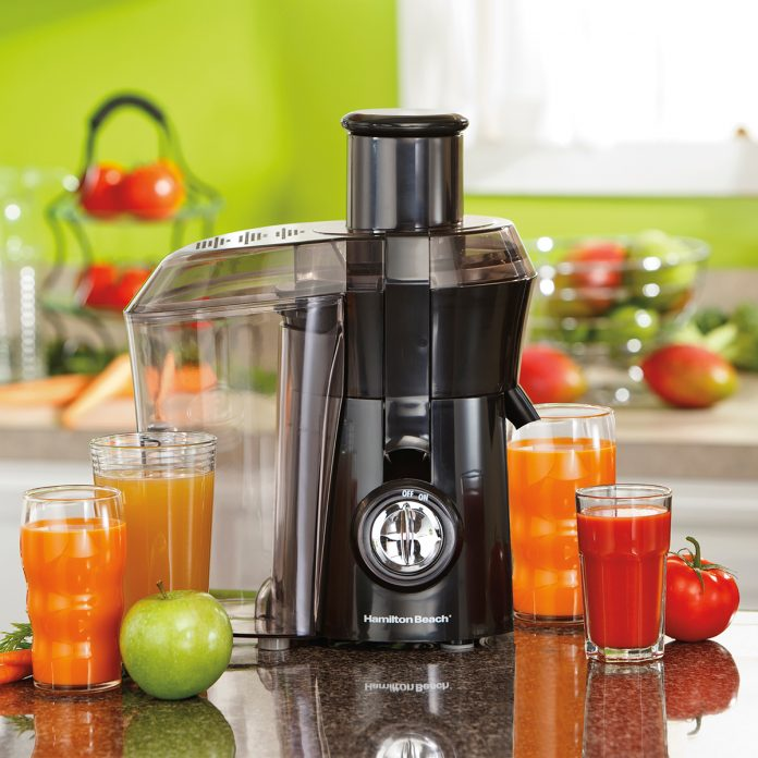 Hamilton Beach Juicer in Many Models for All Juice Extracting Needs