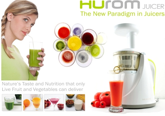 Checking the Good Things of Hurom Juicer for Slow Juicing