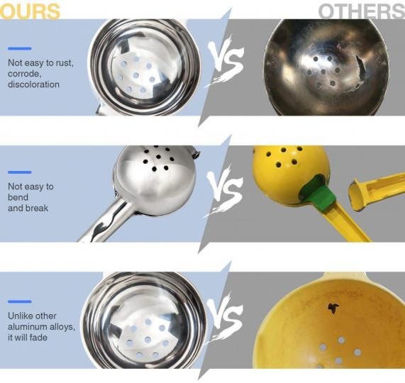 Lemon Squeezer Stainless Steel review