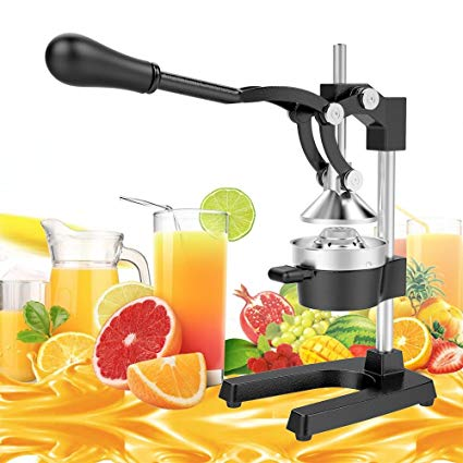 The Proper Way of Using a Manual Lemon Juicer for More Juice