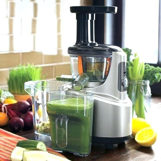 Omega Juicer for a Healthy Life