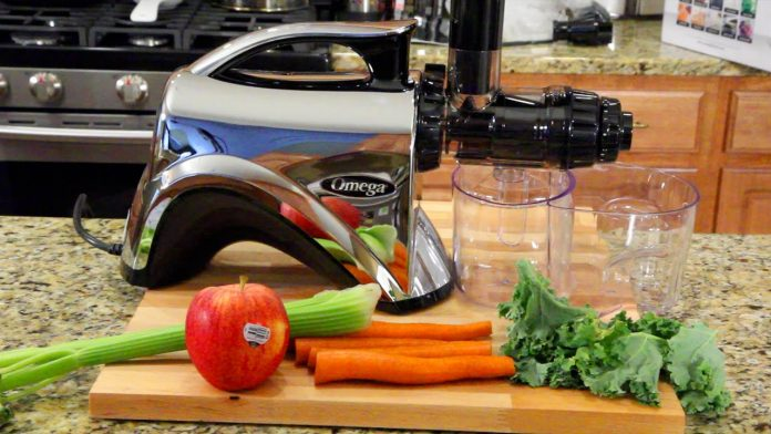 Omega NC900HDC Juicer Extractor – Perfect kitchen helper