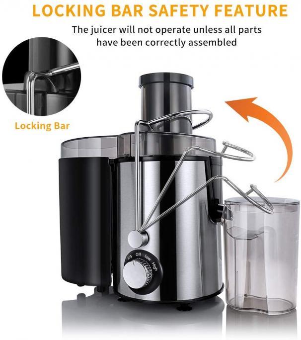Sagnart Centrifugal Juicer Machines