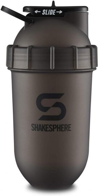 Shake Sphere Tumbler: Protein Shaker Bottle