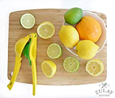 Top Rated ZULAY Metal Lemon Lime Squeezer/Juicer
