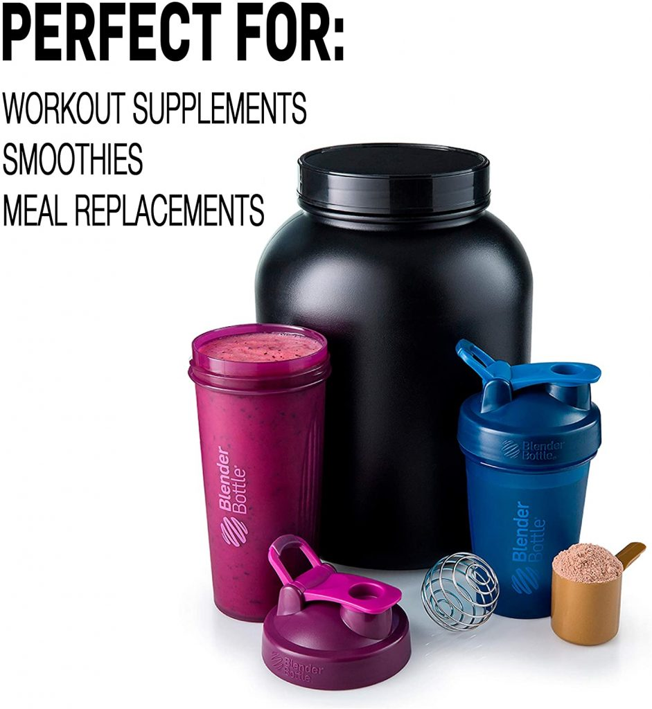 BlenderBottle Classic Loop Top Shaker Bottle