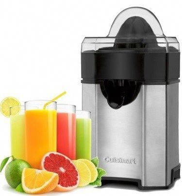 Cuisinart CCJ-500 Pulp Control Citrus Juicer - Perfect for orange juice