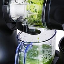 MEOMY Juicer Machines Anti Drip Function
