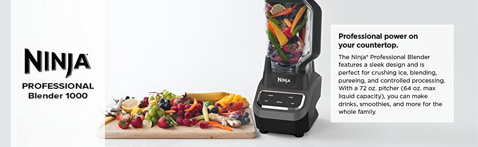 Professional Ninja Blender BL610