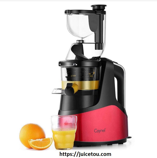 Caynel Slow Masticating Juicer Review