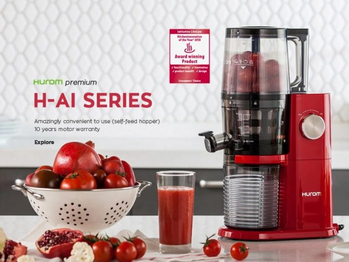 Hurom Slow Juicer last Generation