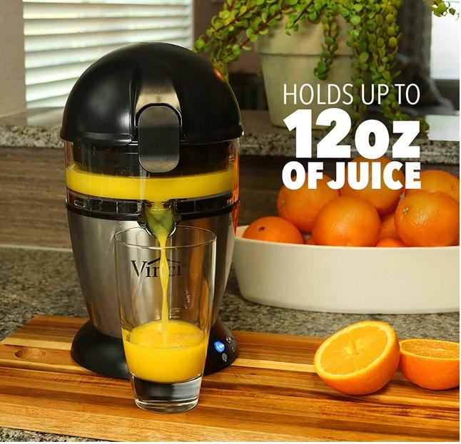 Vinci Hands-Free Electric Citrus Juicer