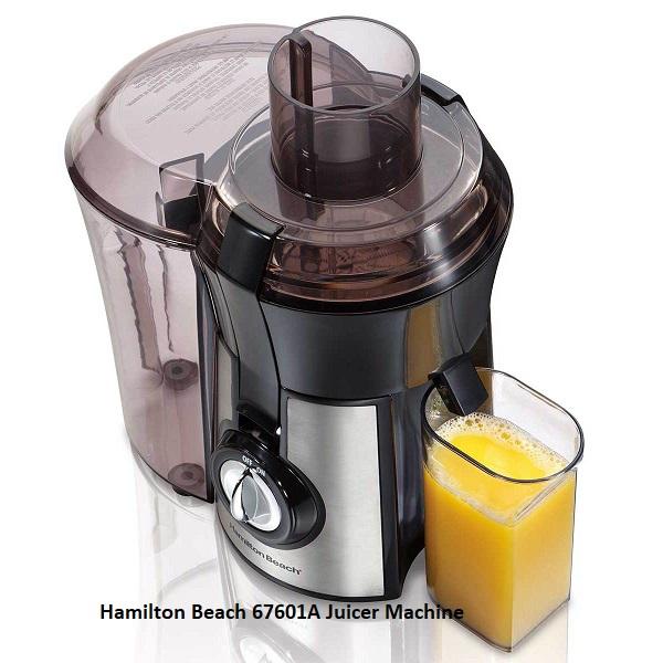 Hamilton Beach 67601A Juicer Machine