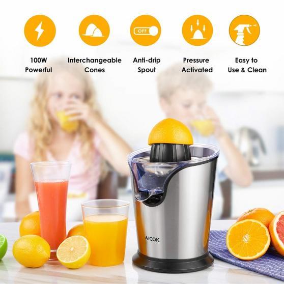 Aicok Electric Citrus Juicer