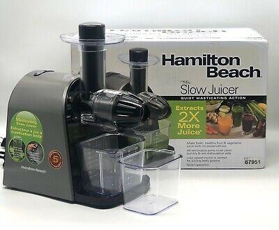 Hamilton Beach 67951 Juicer