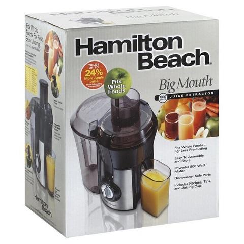 Hamilton Beach Juicer Target