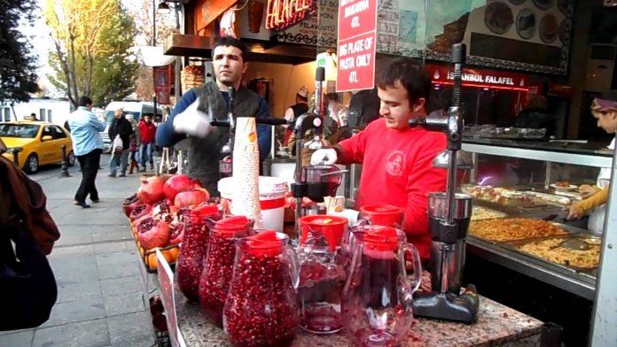 Turkish Pomegranate Juicer Press