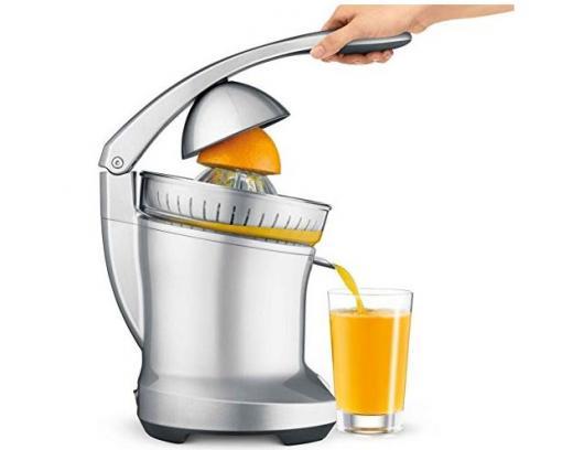 Breville BCP600SIL Citrus Press Juicer