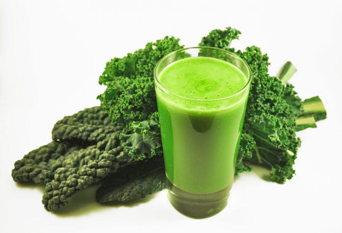 Joe Rogan Kale Shake Recipe