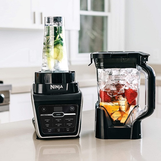Try Ninja Duo Blender Juicer Review