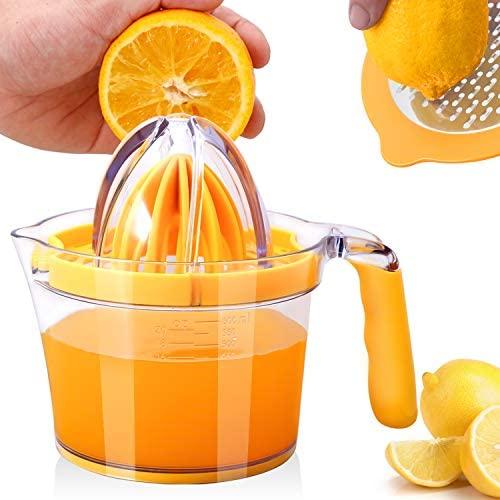DRIZOM Citrus Manual Lemon Orange Juicer